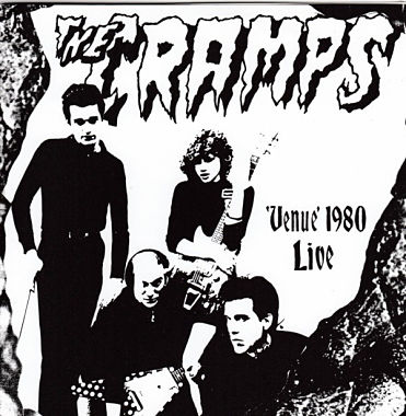 CRAMPS, 'Venue' 1980 Live