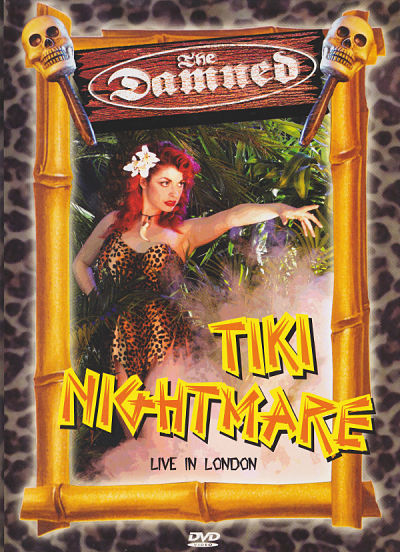 DAMNED, Tiki Nightmare - Live In London 2002 DVD