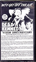 DEAD KENNEDYS, Video Documentary Video