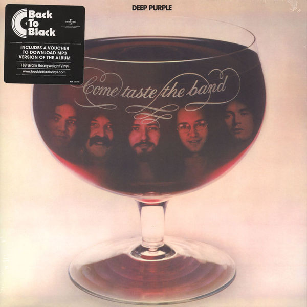 DEEP PURPLE, Come Taste The Band