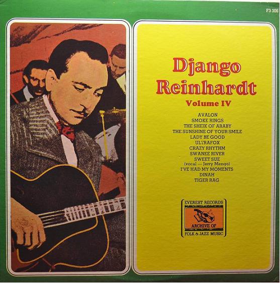 Django Reinhardt: Volume IV