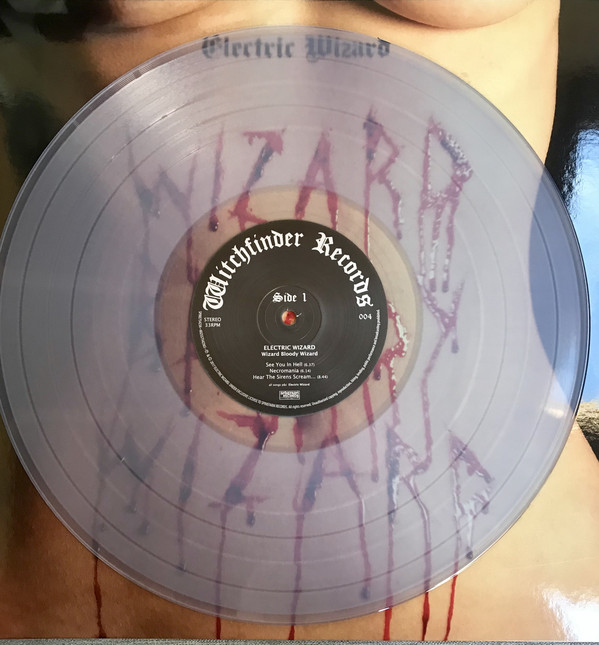 ELECTRIC WIZARD, Wizard Bloody Wizard