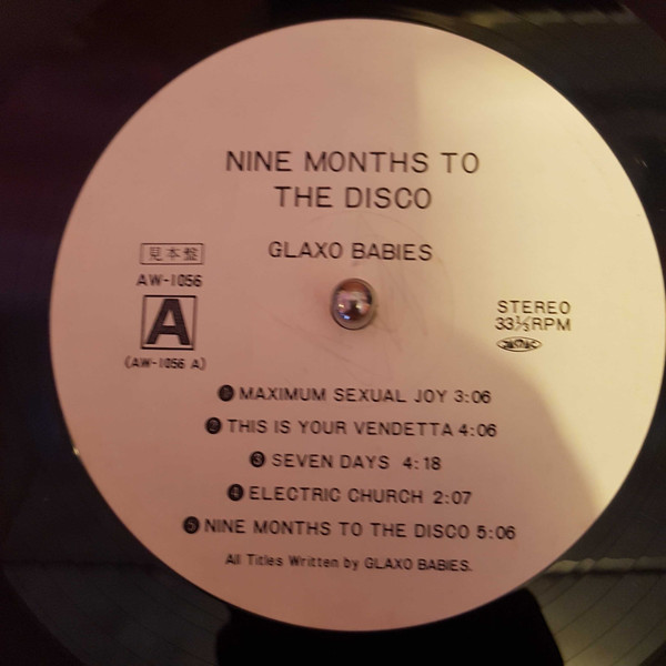 Nine Months To The Disco