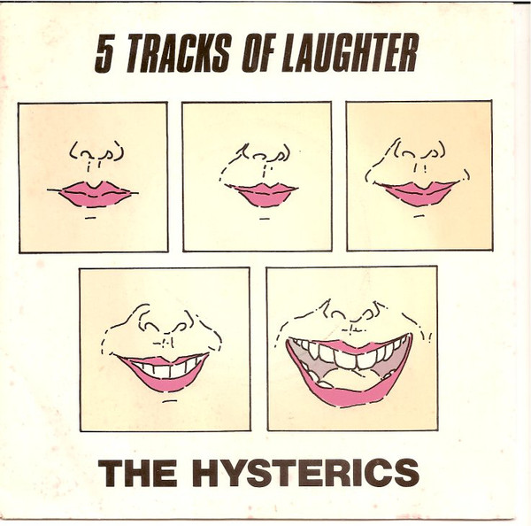5 Tracks Of Laughter
