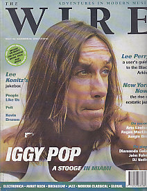 The Wire Front Cover Nov 1999