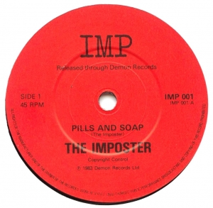 IMPOSTER (ELVIS COSTELLO), Pills And Soap