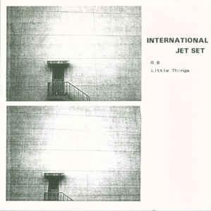 INTERNATIONAL JET SET / BROCCOLI, International Jet Set / Broccoli