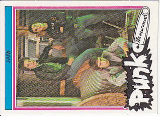 Rare 1977 Bubblegum Card