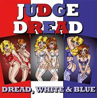Dread, White & Blue