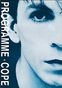 1988 Tour Programme