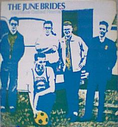 JUNE BRIDES, No Place Called Home