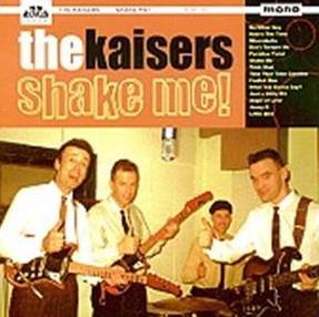 KAISERS, Shake Me!