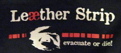 Evacuate Or Die T-Shirt