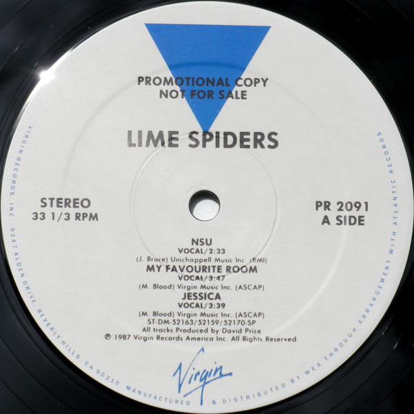 LIME SPIDERS, NSU