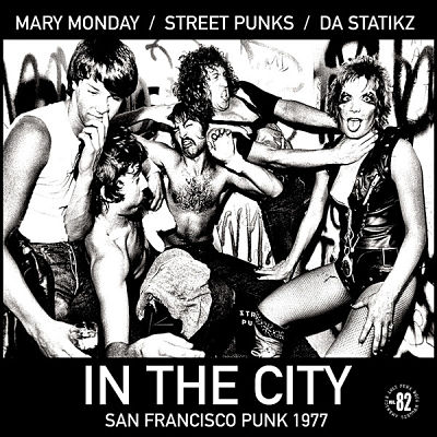 In The City - Dan Fransisco Punk 1977