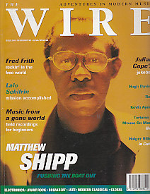 The Wire Front Cover Feb 1998