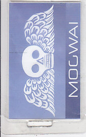 2011 European Tour Laminate