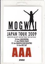 Japan Tour 2009 Tour Laminate