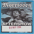 Aftershow Cloth Pass 08/05/04
