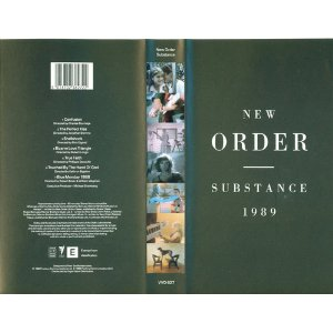 NEW ORDER, Substance Video
