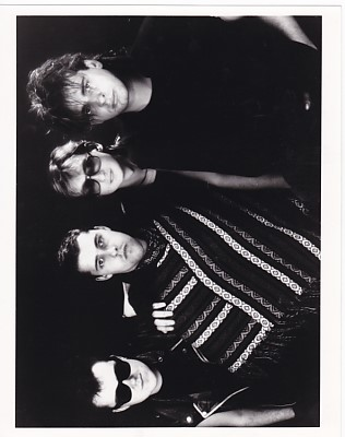 PETER AND THE TEST TUBE BABIES, 1984 Press Photo