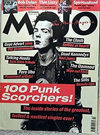 Mojo Magazine - 100 Punk Scorchers