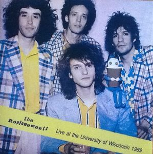 Live At The University Of Wisconsin 1989