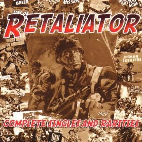 RETALIATOR, Complete Singles And Rarities