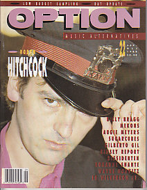 Front Cover Option Mag Oct 1988