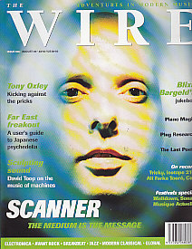 The Wire Front Cover August 1999