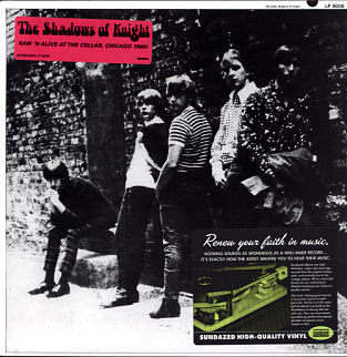 Live At The Cellar Chicago 1966