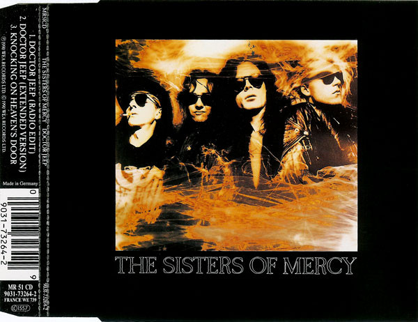 SISTERS OF MERCY, Doctor Jeep