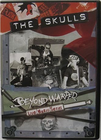 SKULLS, Beyond Warped DVD