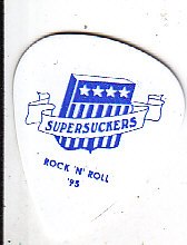Rock n Roll '95 Plectrum