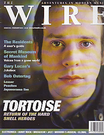 The Wire Front Cover Feb 2001