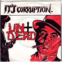 It's Corruption