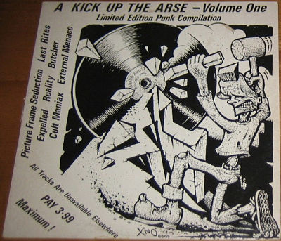 A Kick Up The Arse - Volume One