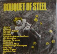 Bouquet Of Steel