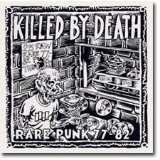 Killed By Death #1 - Rare Punk 77 - 82