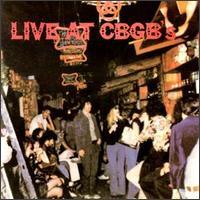 Live At CBGBs