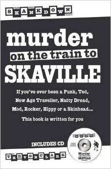 Murder On The Train To Skaville Book
