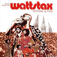 Music from the Wattstax Festival and Film