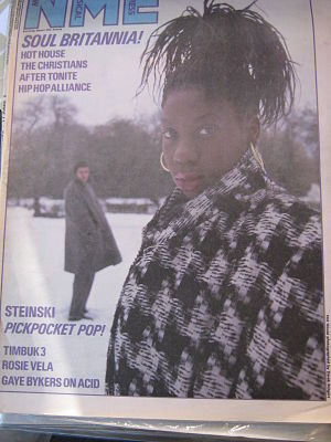 NME 31/1/87