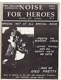 Noise For Heroes Mag #14