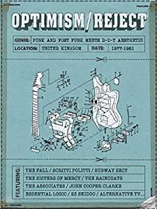 Optimism / Reject - Punk And Post-Punk Meets D-I-Y Aesthetic 1977-1981