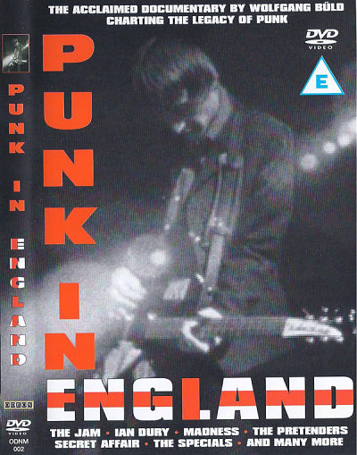 VARIOUS, Punk In England
