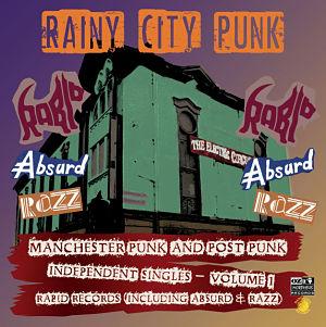 VARIOUS, Rainy City Punk