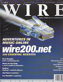 The Wire Mag Oct 2000