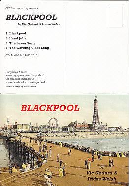 Blackpool Postcard