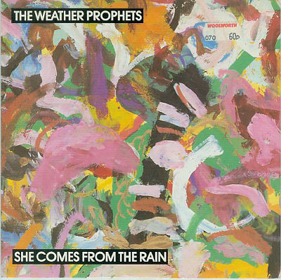 She Comes From The Rain